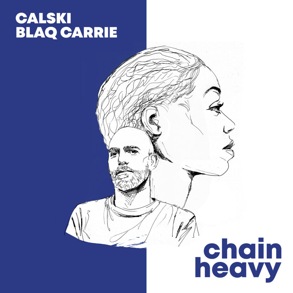 Chain Heavy Front Cover